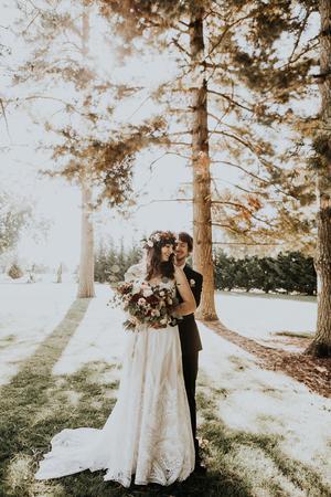 Yellow Gold Farm wedding Willamette Valley