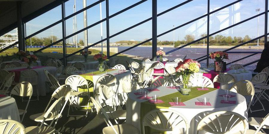 Devon Boathouse wedding Oklahoma City