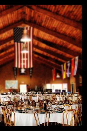 Berkshire Outdoor Center wedding Western Massachusetts