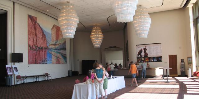 Chandler Center for the Arts wedding Phoenix/Scottsdale