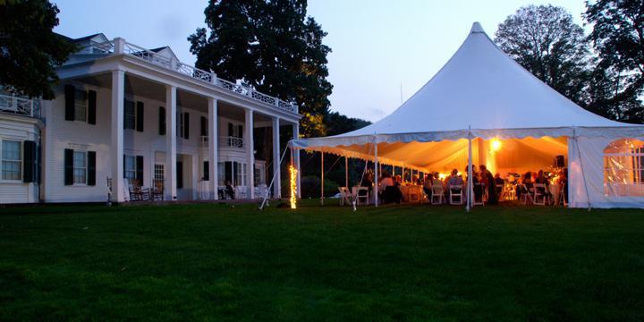 Hill-Stead Museum wedding Hartford
