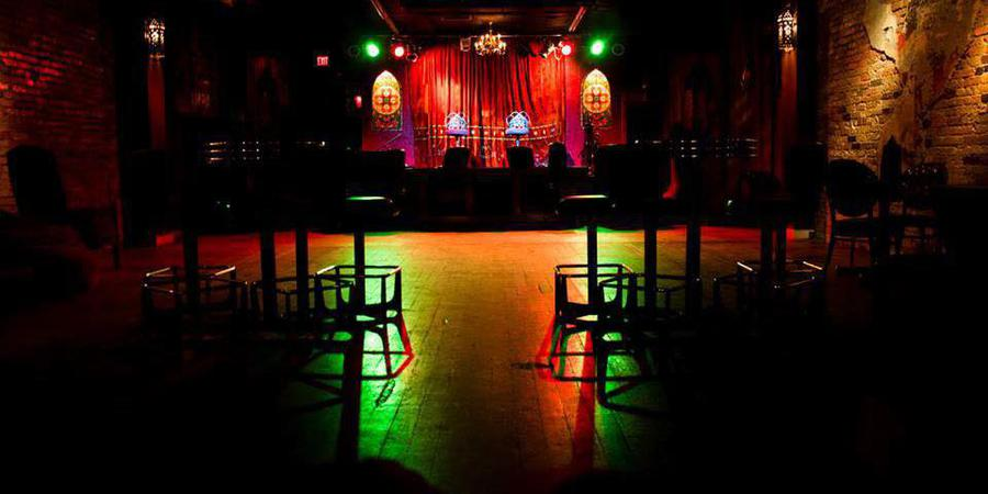 Velour Live Music Gallery wedding Salt Lake City
