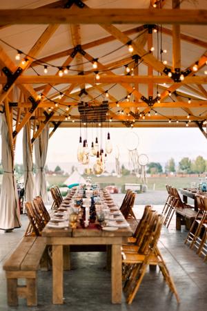 Conestoga Ranch Glamping Resort wedding Salt Lake City