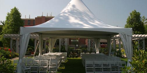 Allen Centennial Garden wedding Madison