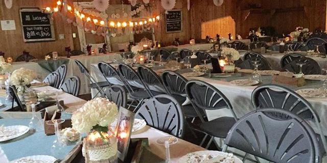 Cabin Ridge Rides wedding Eau Claire
