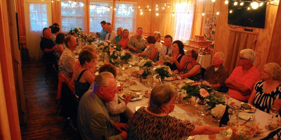 Lees Grand Lake Resort wedding Tulsa