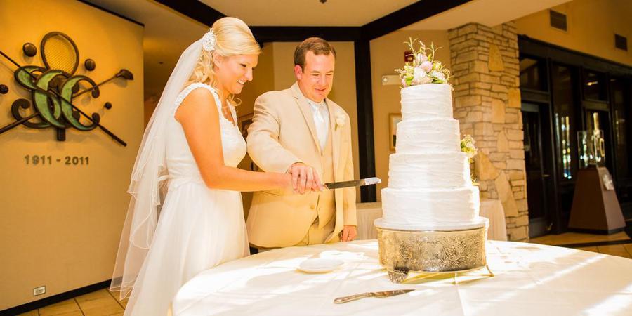 Salina Country Club wedding Kansas City