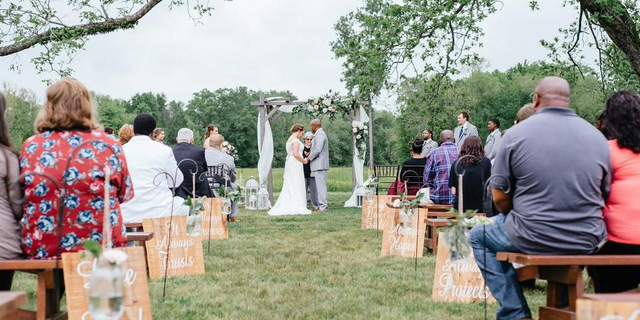 BoBrook Farms wedding Arkansas