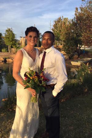 Tony's Tree Plantation wedding Oklahoma City