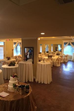 The Melady House wedding Northern Louisiana