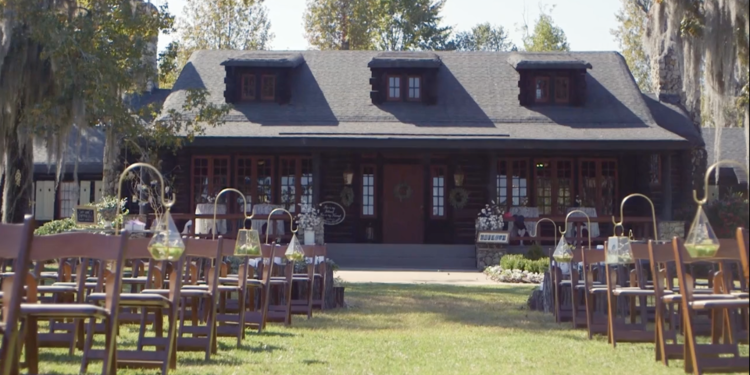 The Estate at Stone Creek wedding Macon