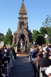 Historic Oakland Cemetery wedding Atlanta