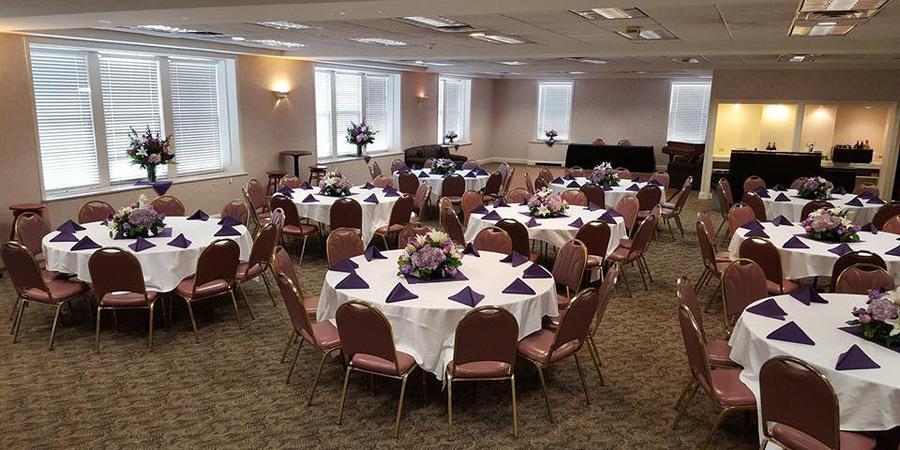Decatur Club wedding Chicago