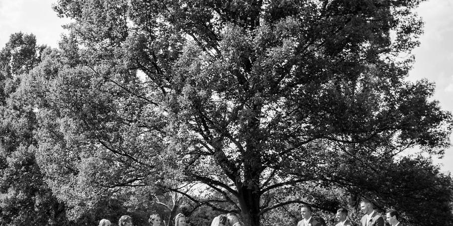 Grand Vue Park wedding West Virginia
