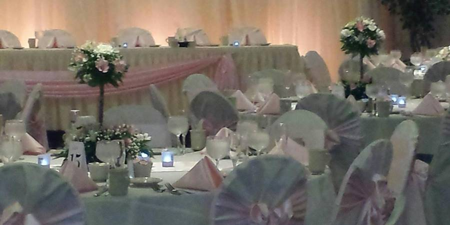 Ramada Hotel & Conference Center by Wyndham Lewiston(ME) wedding Maine