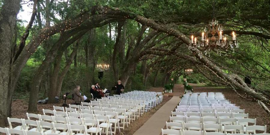 Oak Hollow Farm wedding Southern Alabama