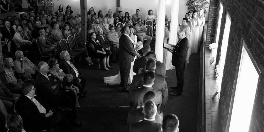Apothecary Lofts and Ridnour Room wedding Nebraska