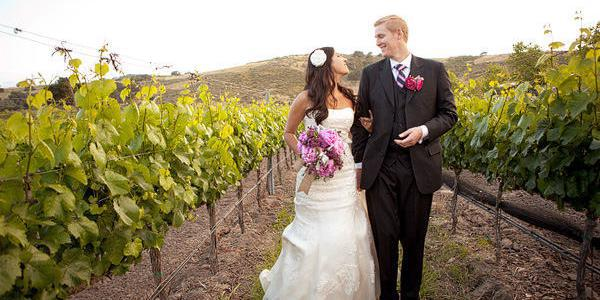 Foley Estates Vineyard and Winery wedding Santa Barbara