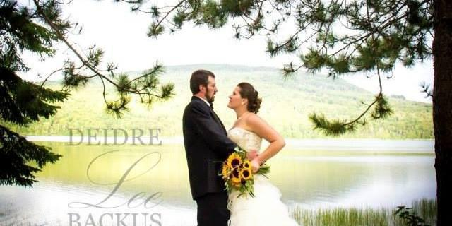 Lake Parlin Lodge & Cabins wedding Maine