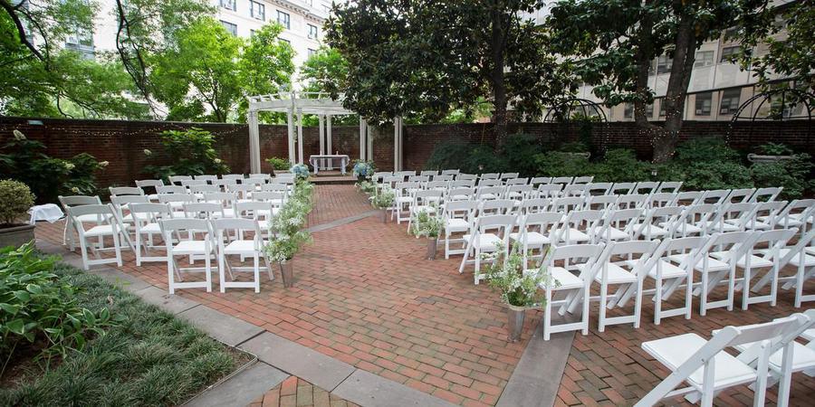 DACOR Bacon House Foundation wedding Washington DC