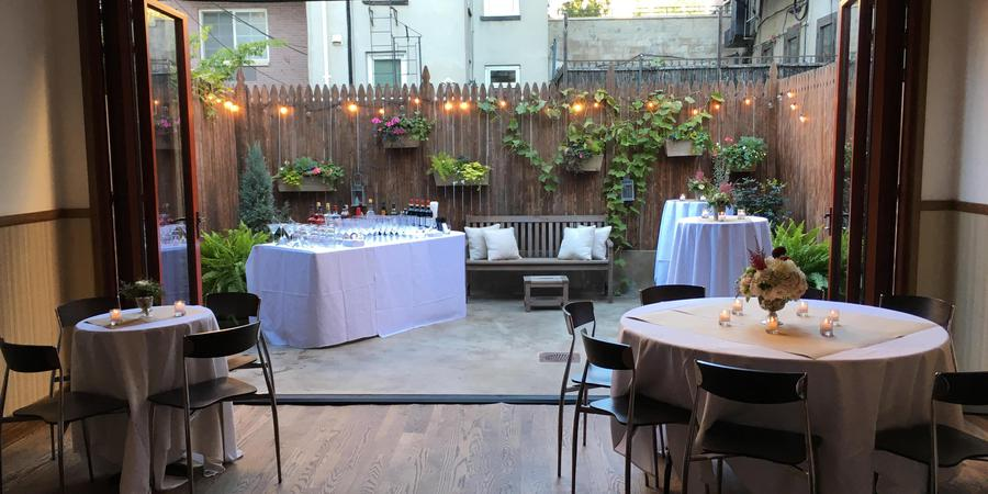 Events at Stone Park wedding Brooklyn