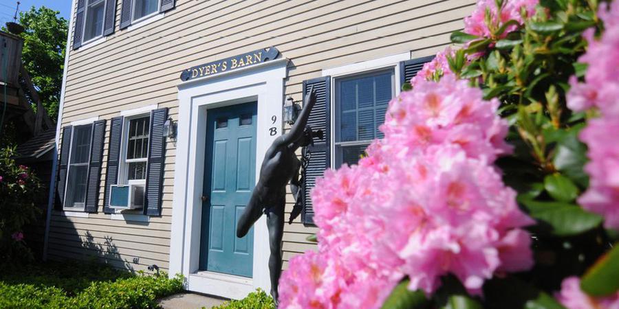 Dyer's Barn wedding Cape Cod and Islands
