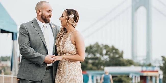 The Vanderbilt at South Beach wedding Staten Island
