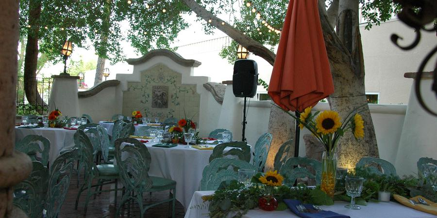 Las Casuelas Nuevas wedding Palm Springs