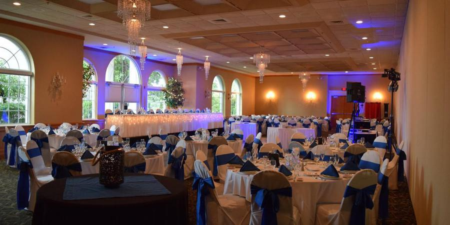 The Italian American Banquet and Conference Center of Livonia wedding Detroit