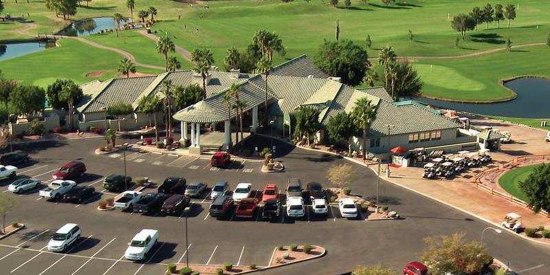 View Point Rv Golf Resort wedding Phoenix/Scottsdale