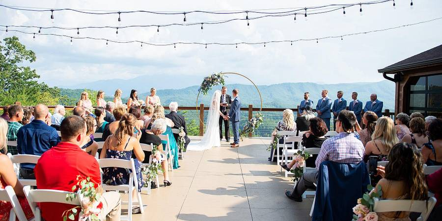 The Magnolia wedding Knoxville