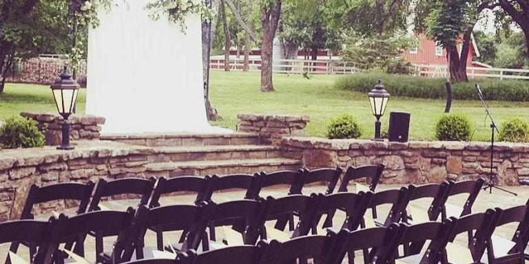 Pratt Place Inn & Barn wedding Arkansas