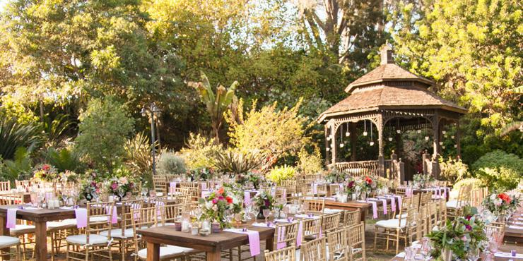 San Diego Botanic Garden wedding San Diego