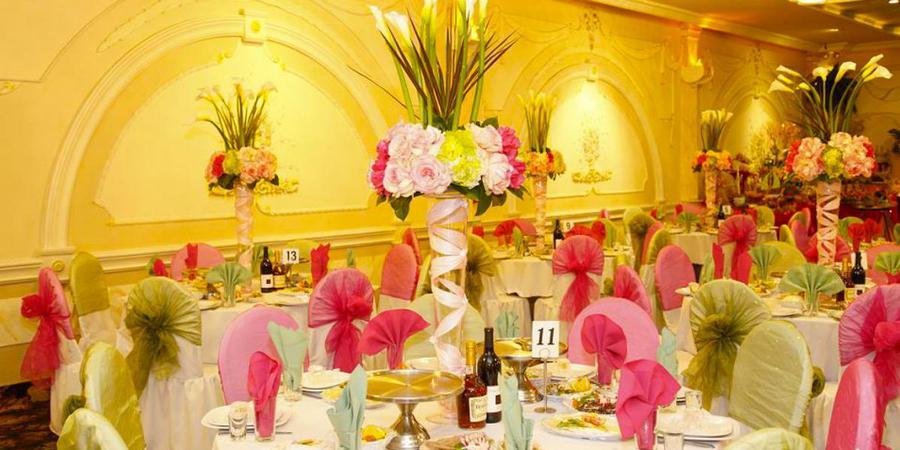 Elegante Banquet Hall wedding Los Angeles