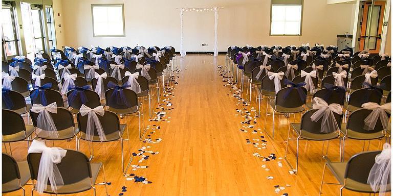 Lacey Community Center wedding Tacoma