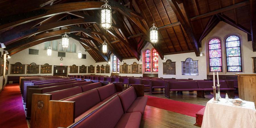 Chapel wedding Long Island