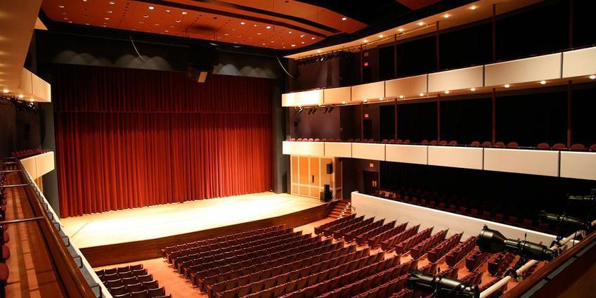 Ted Mann Concert Hall wedding Minnesota