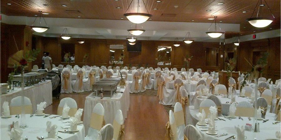 Quality Hotel & Suites (at The Falls) wedding Western New York