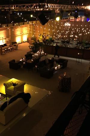 Russell Event Center wedding Detroit