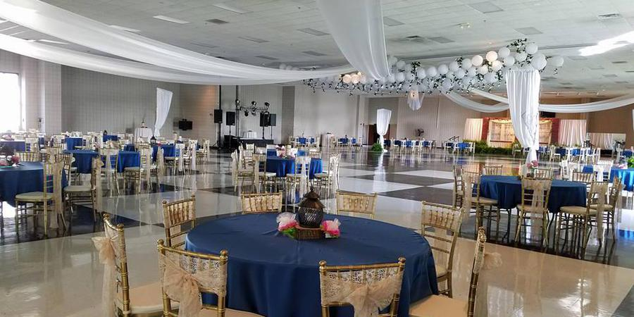 The Hines Center wedding Bowling Green