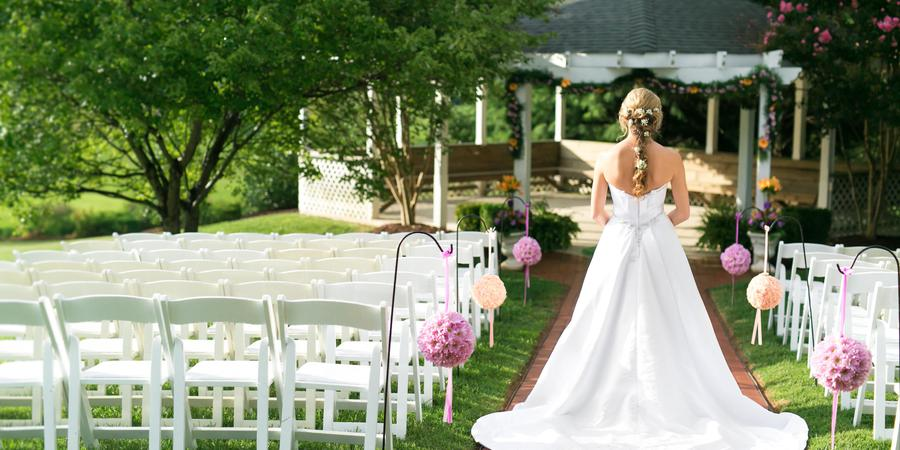 Rock Hill Plantation House wedding Northern Virginia