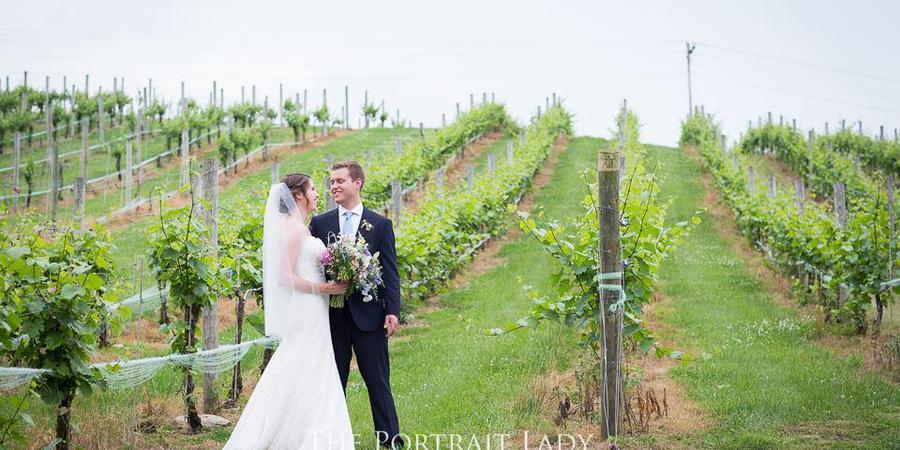 Creek's Edge Winery wedding Northern Virginia