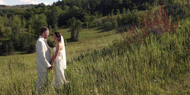 Timberlee Hills wedding Traverse City