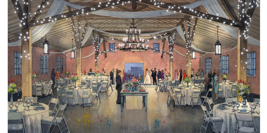 The Chair Factory wedding Atlanta