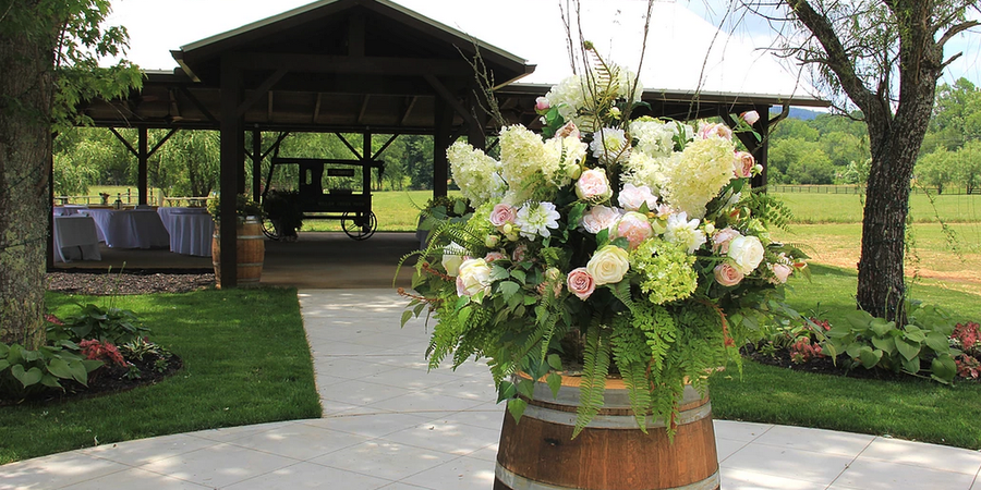 Willow Creek Farm wedding Atlanta