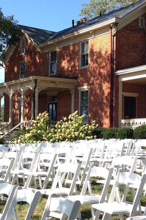 The Inn At Mount Vernon Farm wedding Northern Virginia