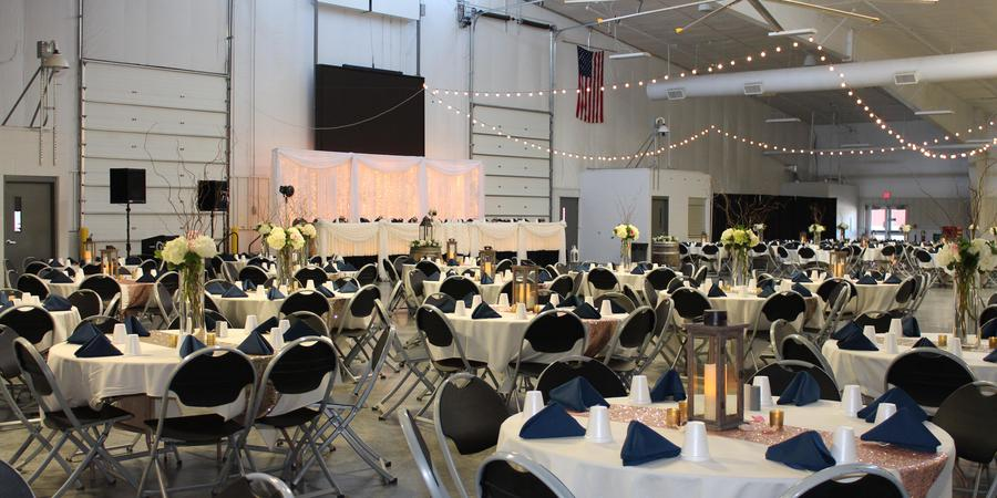 Heartland Events Center wedding Nebraska