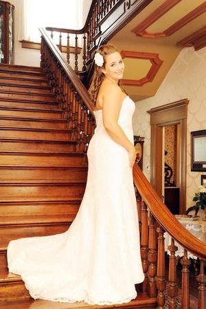 Clayton House wedding Arkansas