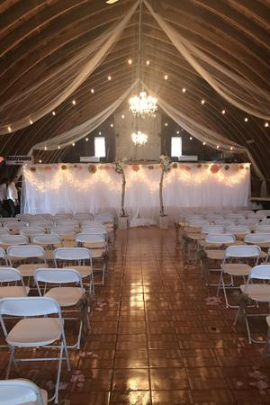Colonel Hankinson's Historic Barn wedding North Dakota