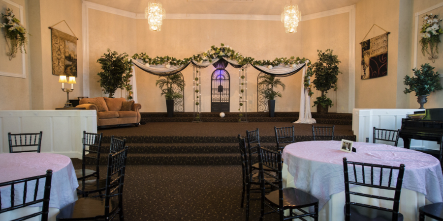 Chillon Reception Center wedding Salt Lake City